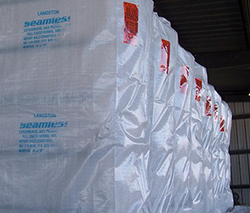 Cotton bale packaging