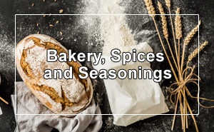 Bakery, Spices And Seasonings