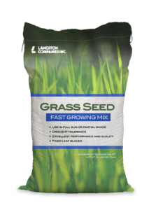 Langston Grass Seed Woven Poly Bag